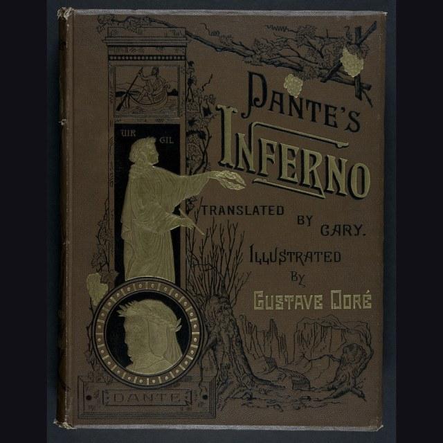 Dante Inferno translated